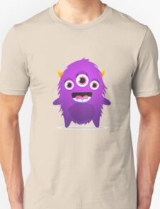 Cute Little Fuzzy Monster!!! T-Shirt