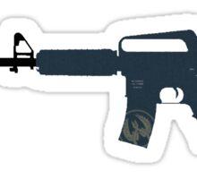 M4A1-S Guardian Sticker