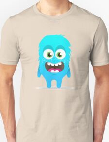 Happy Little Fluffy Monster!!! T-Shirt