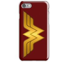 super hero iPhone Case/Skin