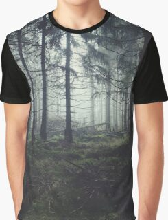 Through The Trees Graphic T-Shirt