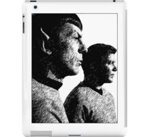 Star Trek Spock&Kirk iPad Case/Skin