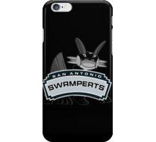 San Antonio Swamperts iPhone Case/Skin