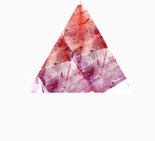 Triangle of blotting Unisex T-Shirt
