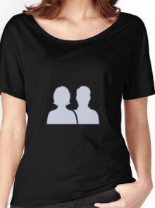 Facebook Friends Women's Relaxed Fit T-Shirt