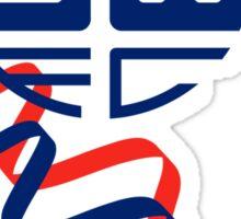 bolton logo Sticker