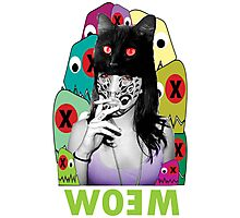 WOEM CHICK Photographic Print