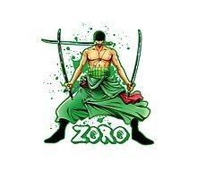 Zoro Photographic Print