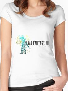 FF7 Women's Fitted Scoop T-Shirt
