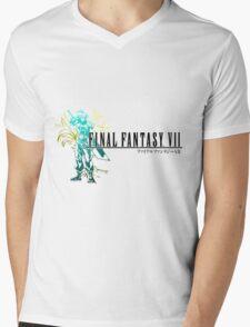 FF7 Mens V-Neck T-Shirt