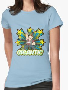 Gigantic Max Womens Fitted T-Shirt