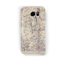 Civil War Maps 2043 Map of parts of Fauquier Prince William and Rappahannock counties Va Samsung Galaxy Case/Skin