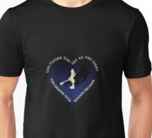 Kingdom Hearts Qoute Unisex T-Shirt