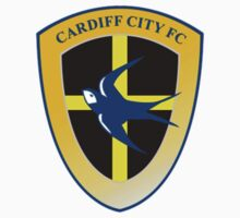 cardiff city old One Piece - Short Sleeve
