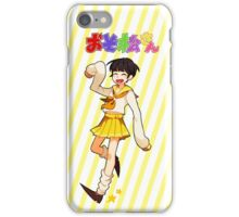 Ohayo! Jyushimatsu Stickers, Cases & Notebooks iPhone Case/Skin