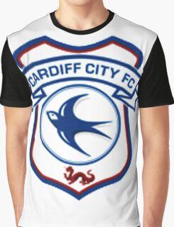 cardiff city Graphic T-Shirt
