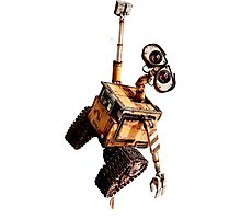 Hanging Wall-E  by Zey1995
