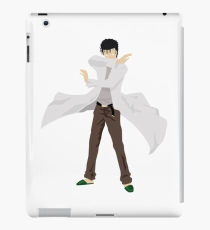 Okabe Rintarou - Scientist iPad Case/Skin