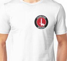 charlton athletic logo Unisex T-Shirt