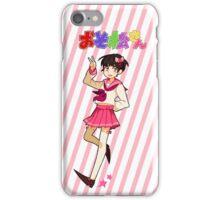 Ohayo! Todomatsu Stickers, Cases & Notebooks iPhone Case/Skin
