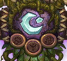WOW - Druid logo Sticker