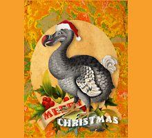 Dodo in Christmas Unisex T-Shirt