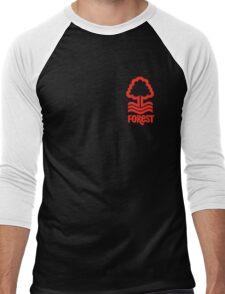 nottingham forest Men's Baseball ¾ T-Shirt