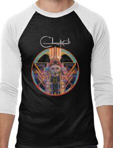 Clutch Earth Rocker Men's Baseball ¾ T-Shirt