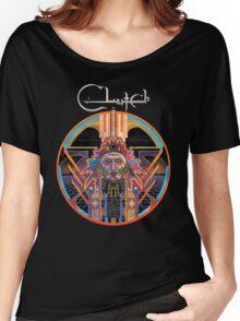 Clutch Earth Rocker Women's Relaxed Fit T-Shirt
