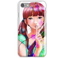 Aiko - Oyasumi Punpun iPhone Case/Skin