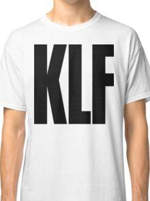 KLF Logo (Black) Classic T-Shirt