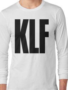 KLF Logo (Black) Long Sleeve T-Shirt
