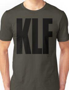 KLF Logo (Black) Unisex T-Shirt