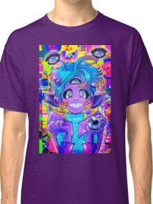 Glitch Girl Classic T-Shirt