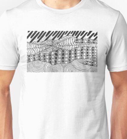 Spider Sky Unisex T-Shirt