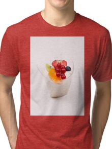 rice pudding from fruit Tri-blend T-Shirt
