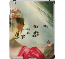 A childs mind iPad Case/Skin