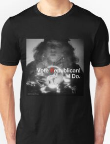 Vote Republican! 4 Unisex T-Shirt