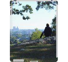 Things You See On A Mountain iPad Case/Skin