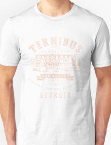 Terminus The Walking Dead Unisex T-Shirt