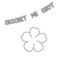 Crochet-Me-Knot Photographic Print