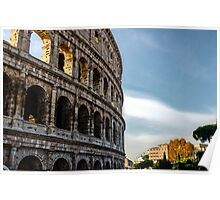 Legacy of history - Colosseum Poster