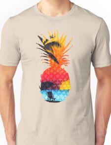Pineapple Summer Beach Unisex T-Shirt