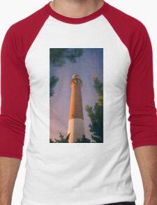 Barnegat Sunset Men's Baseball ¾ T-Shirt