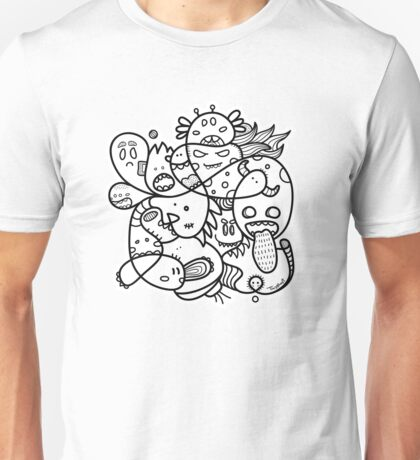 Doodle Unisex T-Shirt