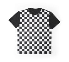Ska Checkerboard Graphic T-Shirt