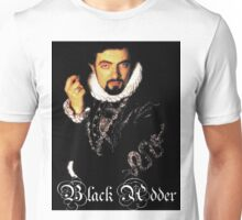 Black Adder Unisex T-Shirt