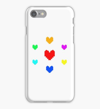 Undertale - Seven Souls iPhone Case/Skin
