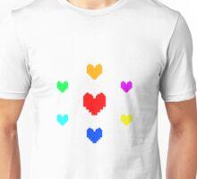 Undertale - Seven Souls Unisex T-Shirt
