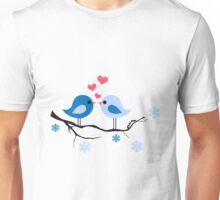 cute birds #8 Unisex T-Shirt